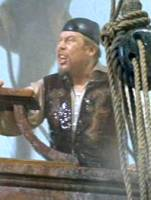Albert Salmi as historical pirate.