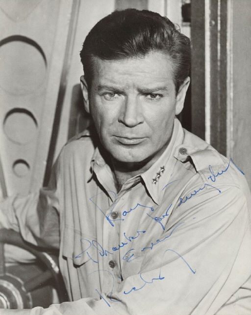 Richard Basehart Wallpapers