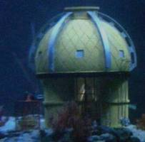 Dome first seen in Leviathan seemed to pop up every other episode in later seasons..