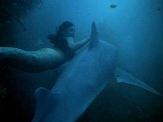 John Lamb's underwater footage from Mermaids of Tiberon is very well done.
