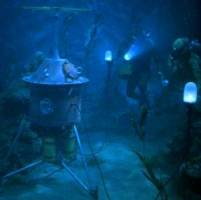 Isn't that Seaview's emergency telephone buoy from season one's Submarine Sunk Here?