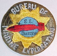 Shoulder patch from Voyage Feature.