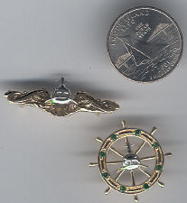 Pin size comparison.