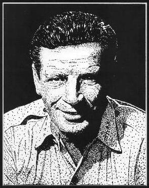 Richard Basehart as Harriman Nelson by Storm