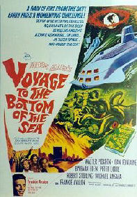 Voyage movie poster.